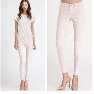 J BRAND Skinny Leg Jeans in Shoal
